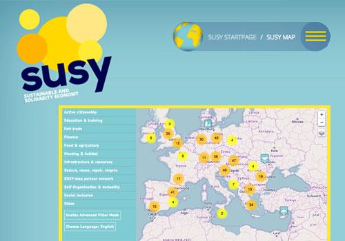 E' on line la mappa interattiva delle esperienze di Economia Sociale e Solidale