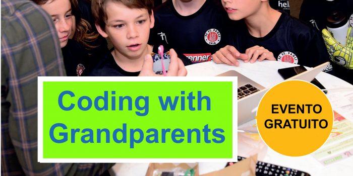 Facciamo coding con i nonni